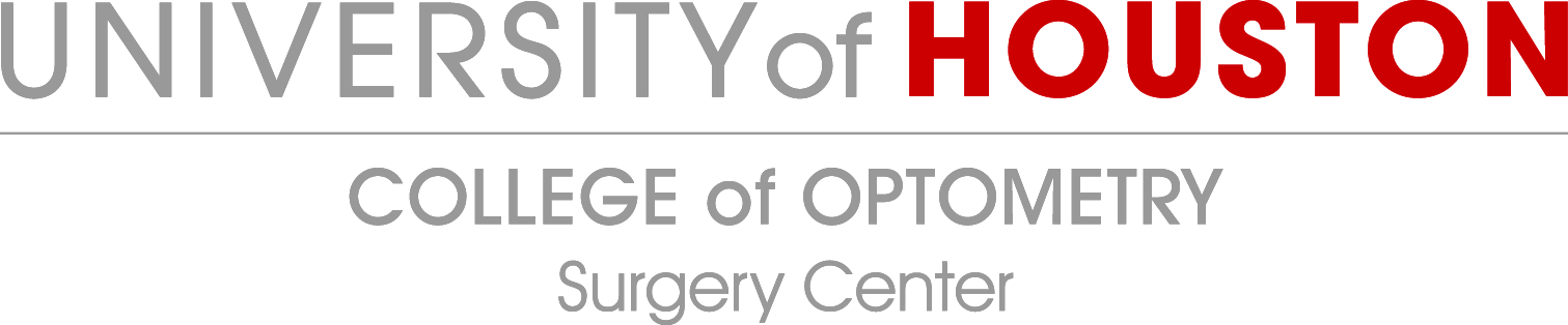 The only optometry school in the nation with an on-site surgery center!