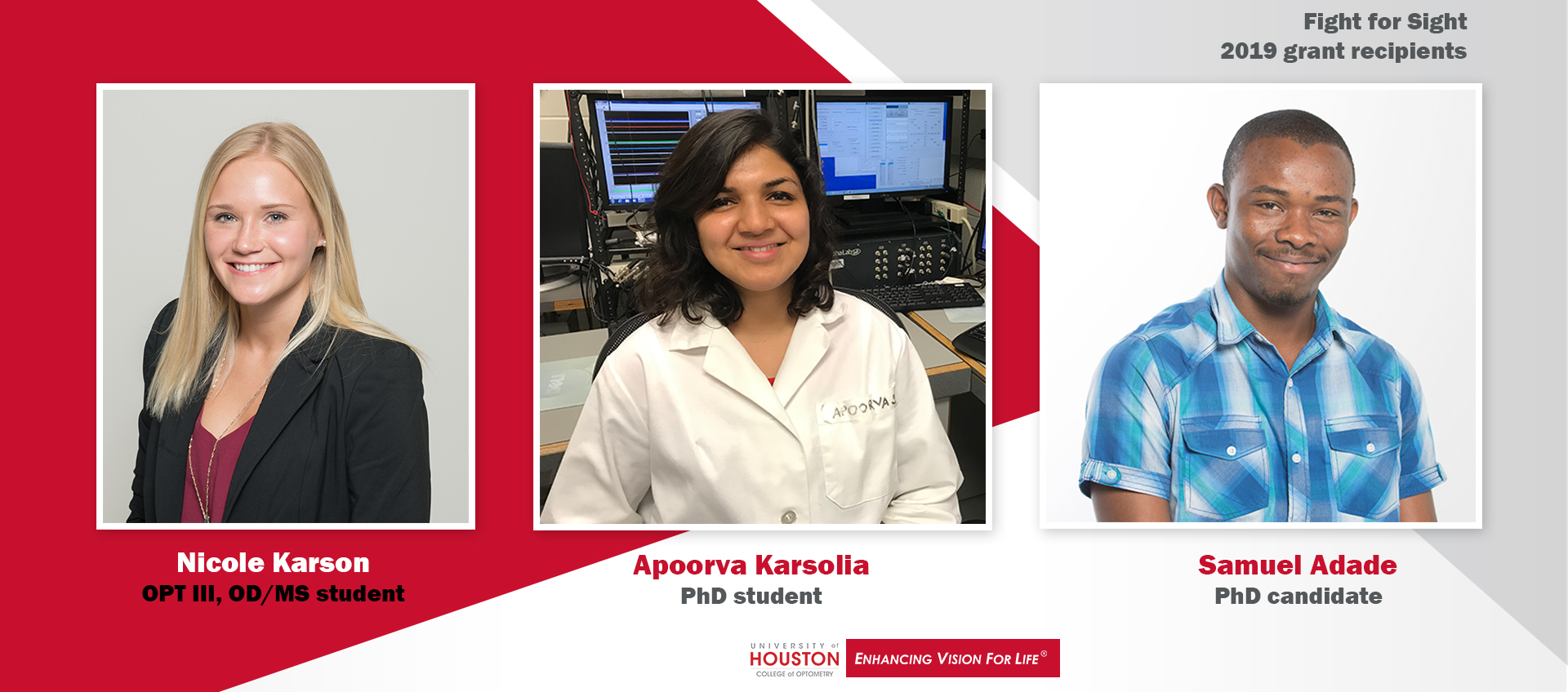 College News - University of Houston College of Optometry